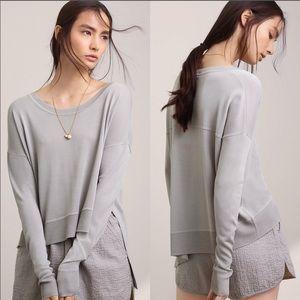 ARITZIA Wilfred Librement Sweater in blue